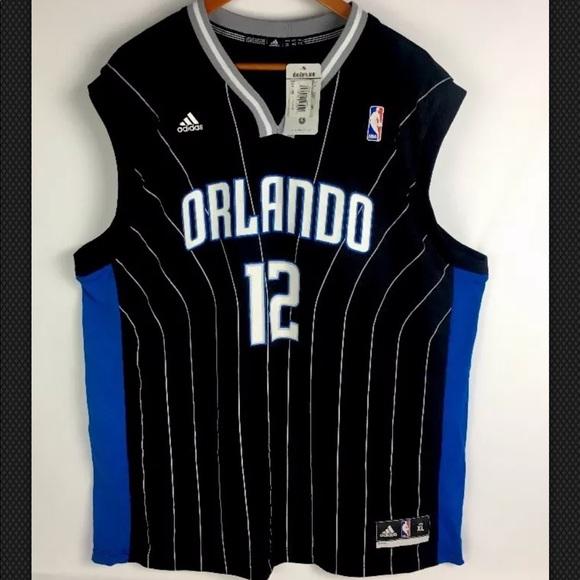Dwight Howard Orlando Magic  12 Adidas NBA Jersey 2271391eb